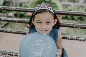 organizar aniversário infantil para meninas