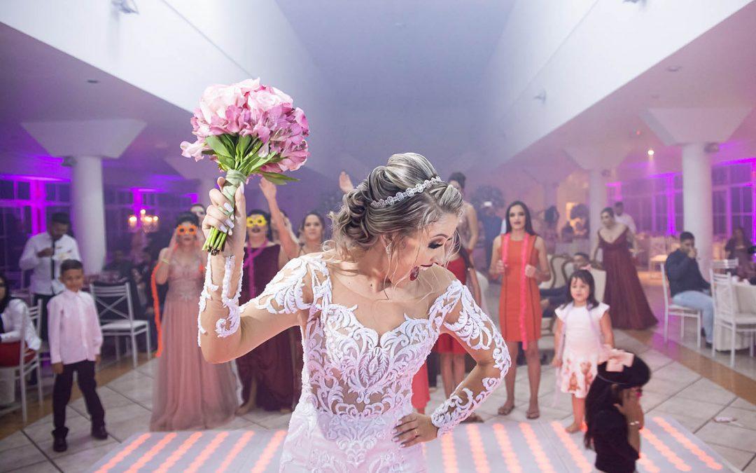 Algumas das tradições da festa de casamento: