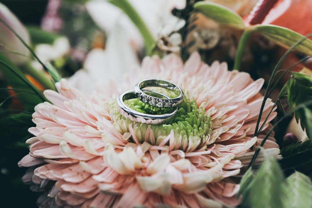 Bodas de casamento e seus significados