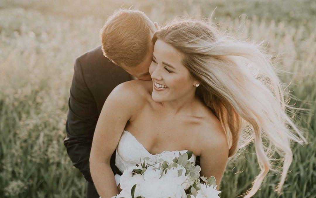 A sequência das bodas de casamento
